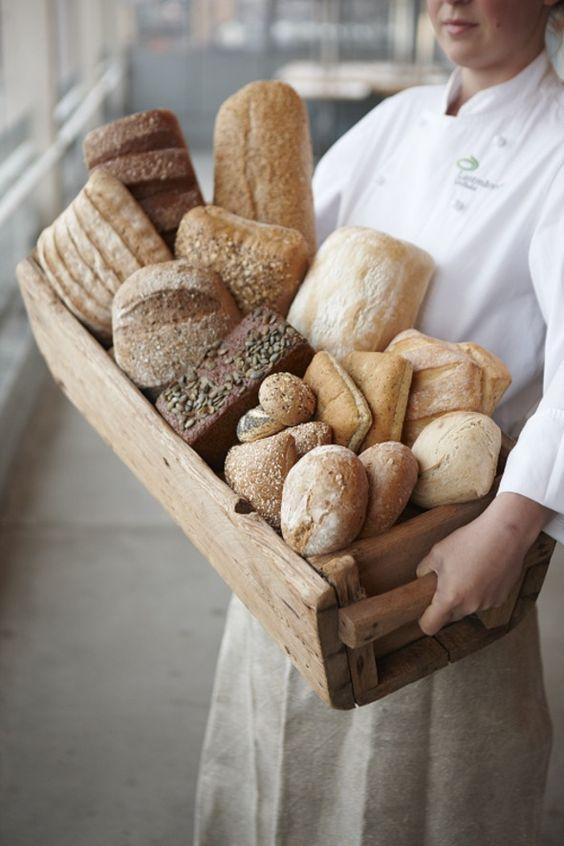 Voglia di pane le nostre ricette ricetta ed ingredienti dei foodblogger italiani - Diversi tipi di pane ...