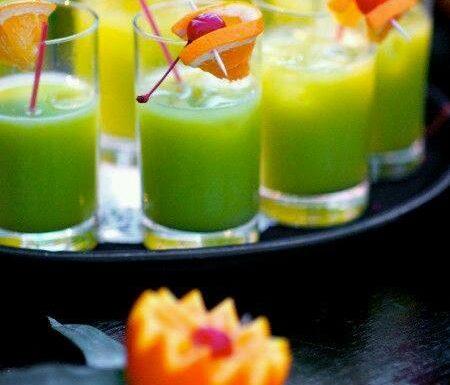 Aperitivo analcolico con i Mocktails! – Bahamas Mocktail