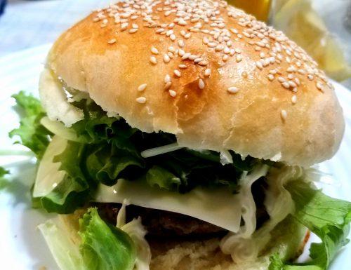 Panino Cheese Burger