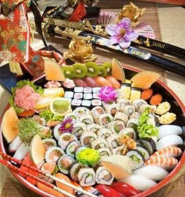 Menù Giapponese – A tavola con RecipeArt!