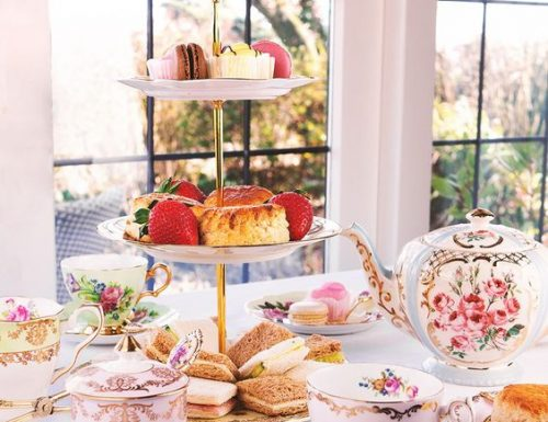 Impazza la moda del Tè in stile Bridgerton