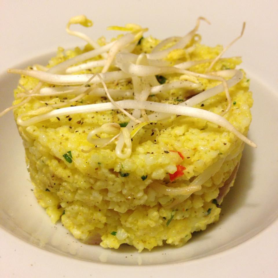 IL MIGLIO SAPORITO: ricetta easy, total veg & gluten free