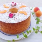 APRICOT CHIFFON CAKE: la leggerezza delle nuvole in una fetta di torta