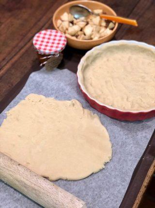 Preparazione crostata 1