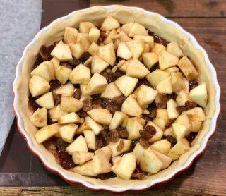 preparazione crostata 3
