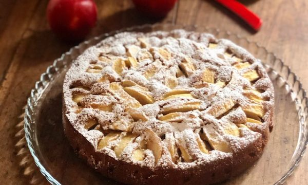 La mia semplicissima torta di mele