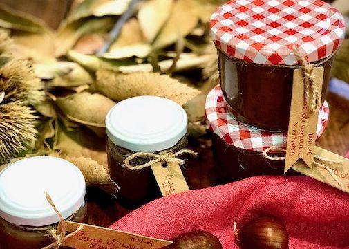 Crema di marroni o di castagne fatta in casa