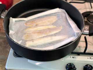 Pesce carta forno 4