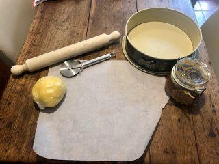 Ciambella di crostata