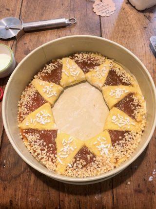 Ciambella di crostata 5