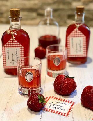 Liquore fragolino
