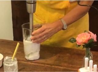 Crema di ricotta e yogurt