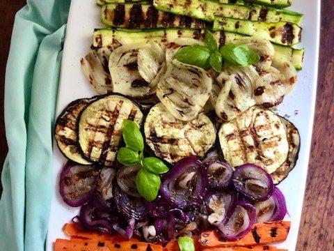 Verdure grigliate: qualche consiglio per renderle speciali