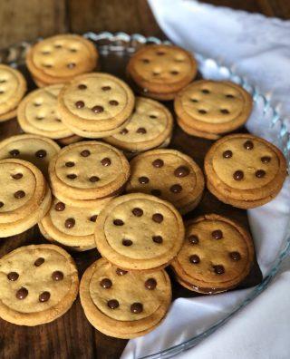 Brianocchi: biscotti alla crema di nocciole