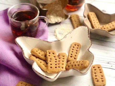 Shortbread: i biscotti scozzesi dell'ora del tè