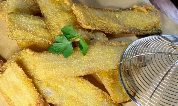 Coste impanate e fritte