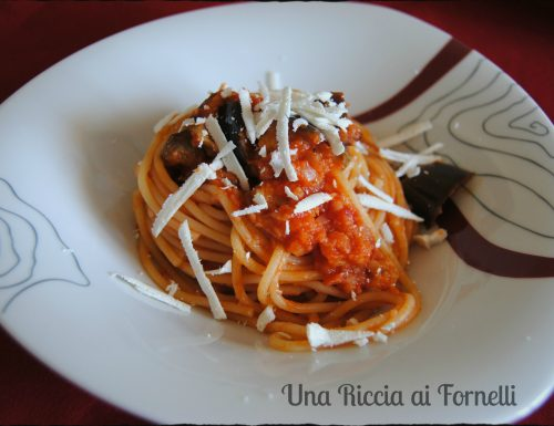 Pasta alla Norma, ricetta della Sicilia