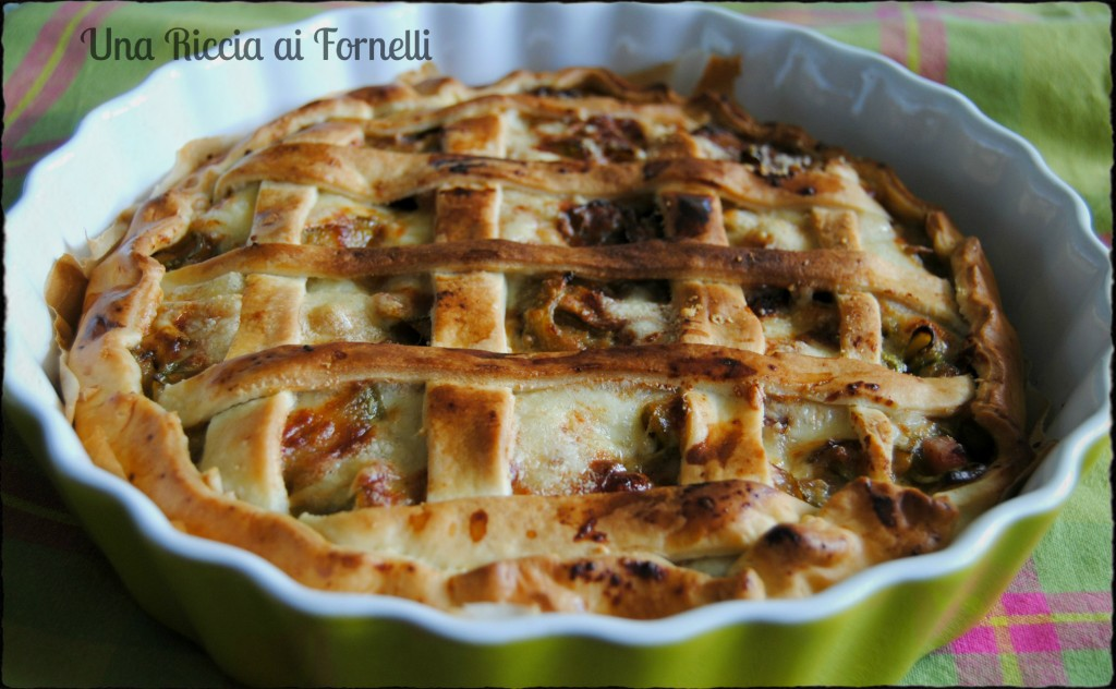 Ricetta pasta frolla rustica
