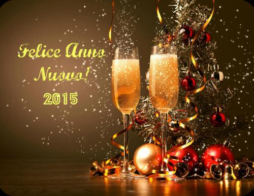 Buon 2015! Auguri!