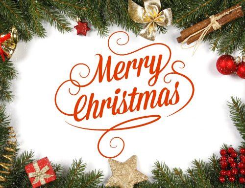 Buon Natale! Auguri!