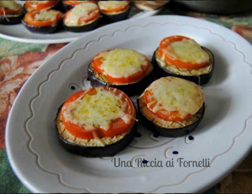 Melanzane alla pizzaiola, ricetta microonde