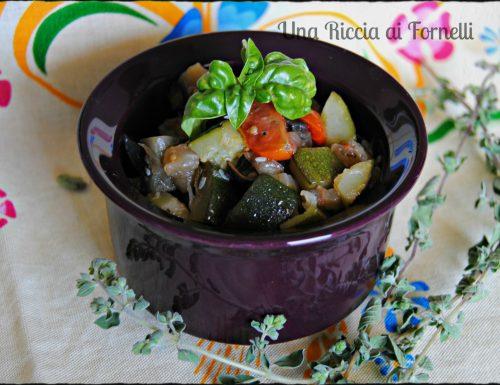 Verdure estive, ricetta di Ducasse