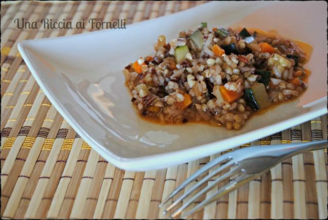 ricette con grano saraceno