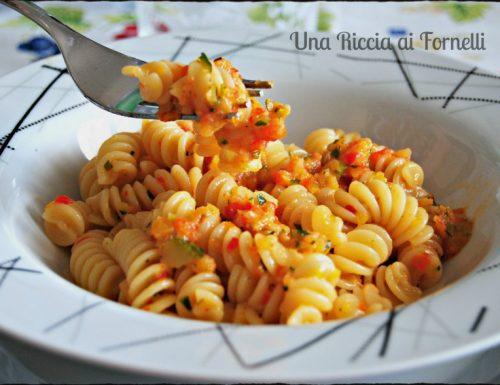 Crema mediterranea, ricetta sfiziosa