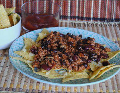 Chili con carne e fagioli