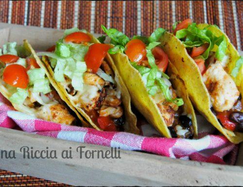 Tacos di pollo, ricetta messicana