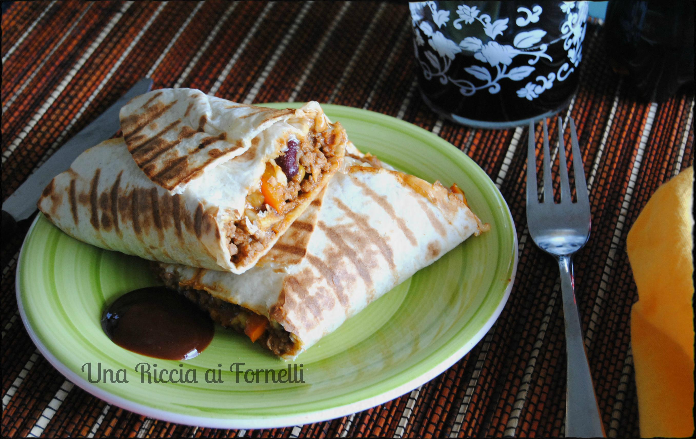 Burritos burritos di carne ricetta burritos ricetta messicana ricetta tex mex - Maiale sul divano ...