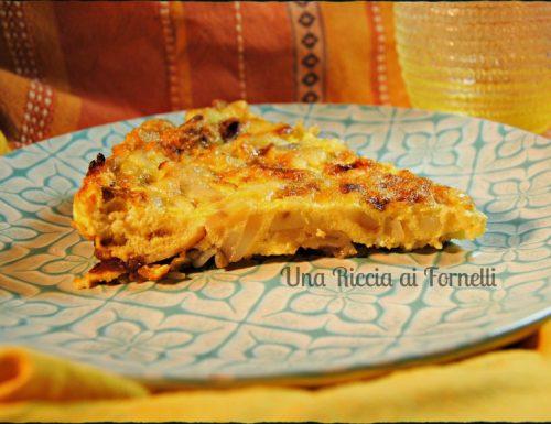 Tortilla di patate spagnola