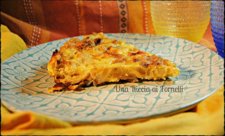Ricetta Tortilla Spagnola Giallo Zafferano.Tortilla Di Patate Frittata Di Patate Ricetta Tortilla De Patatas