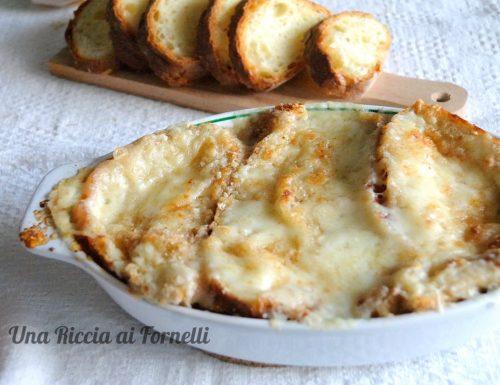 Zuppa gallurese (suppa cuata)