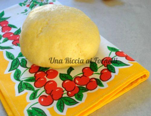 Pasta frolla per crostata, la mia ricetta infallibile