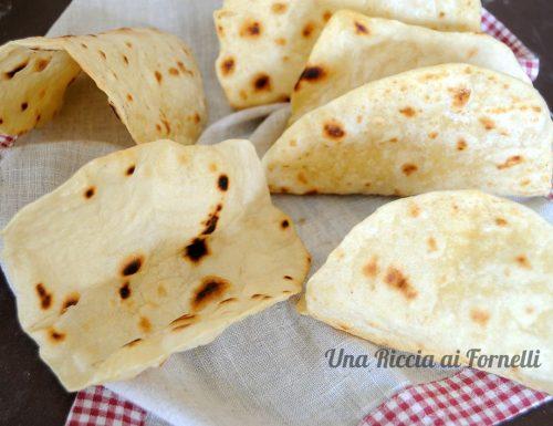 Ricetta dei tacos messicani fatti in casa