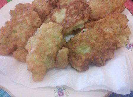 Ricetta per frittelle di zucchine