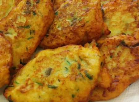 Frittelle con patate
