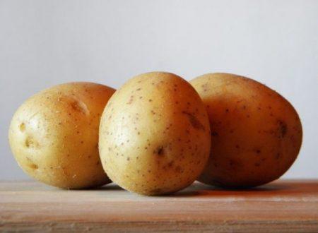 Quanto Pesa una Patata in grammi e kg
