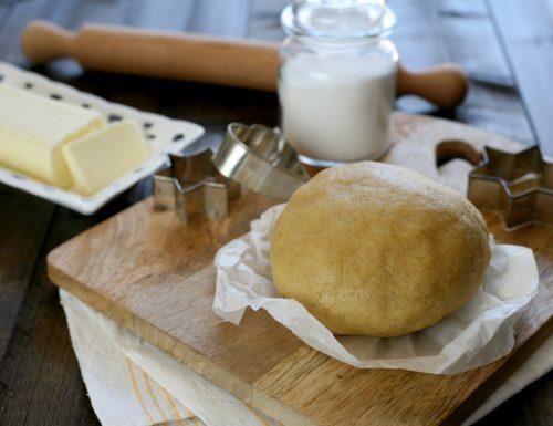 Pasta frolla classica semi integrale