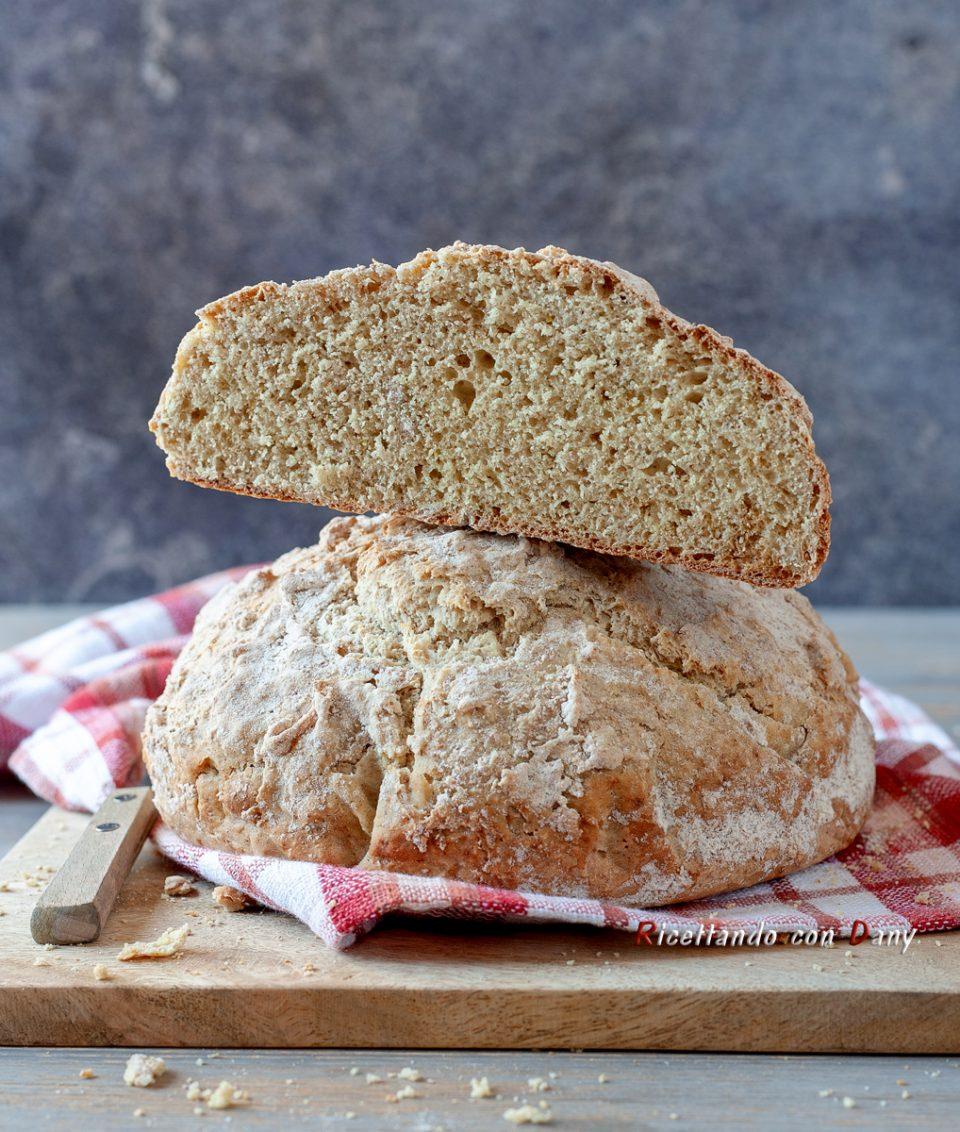 Soda bread pane senza lievitazione