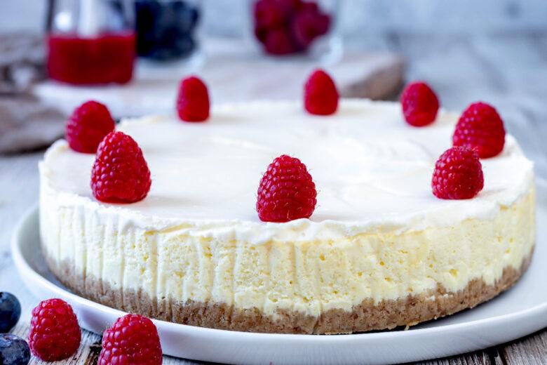 New York cheesecake originale