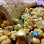 Struffoli in cornucopia di sfoglia - ricetta passo a passo