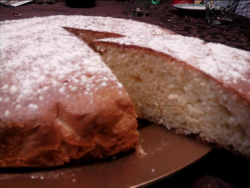 torta al mascarpone