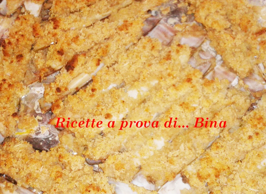 Cannolicchi gratinati , ricetta semplice