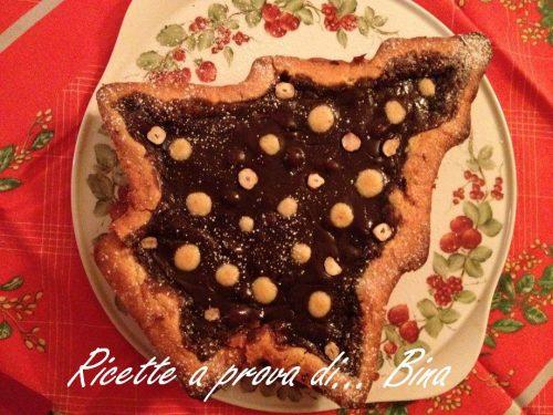Crostata natalizia – ricetta semplice