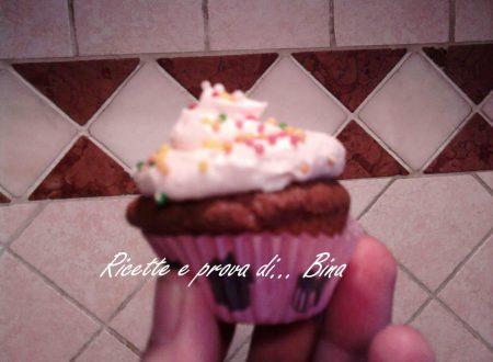 Mini Cupcakes mandorle e arancia