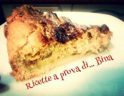 Crostata con pandoro e crema di mascarpone - ricetta con avanzi