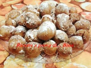 Frittelle di Carnevale fatte in casa - ricetta semplice