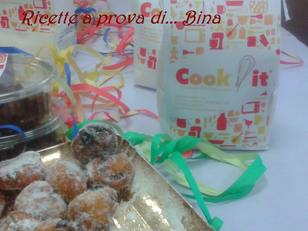 Frittelle per tutti da Cook It